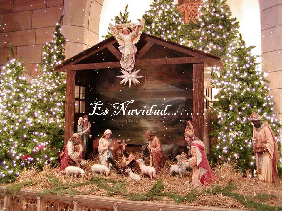 Es Navidad….… Es Navidad: