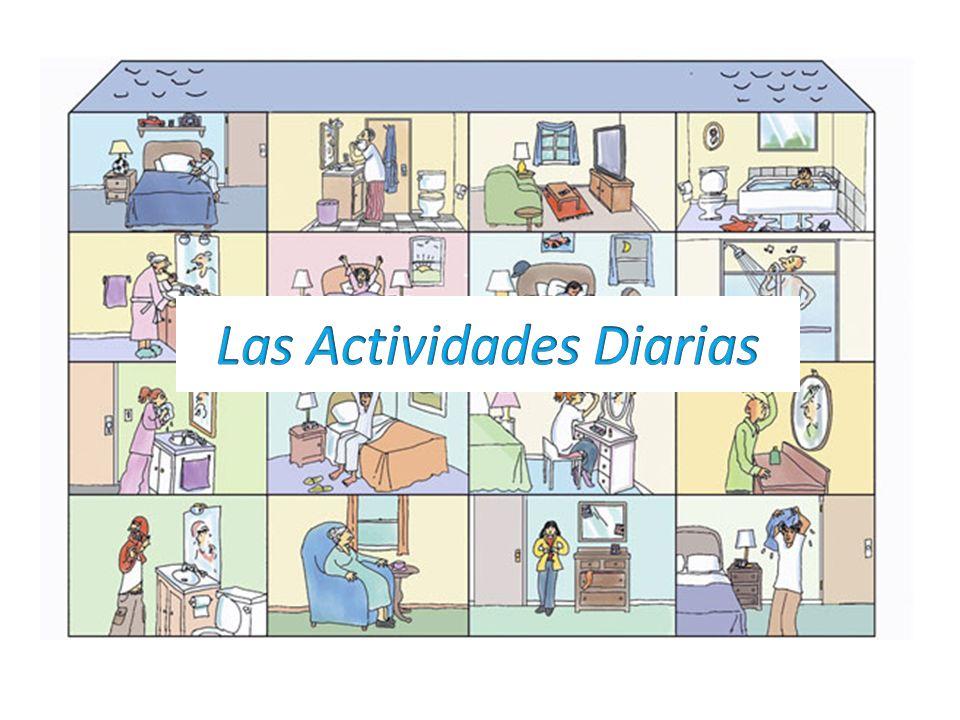 Las Actividades Diarias