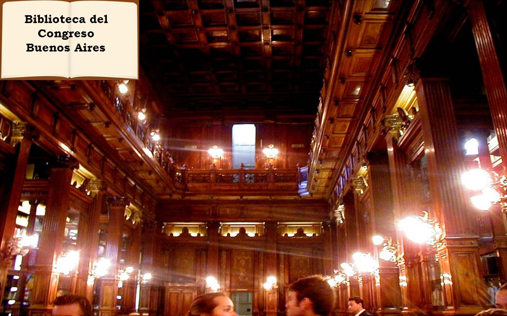 Biblioteca del Congreso Buenos Aires