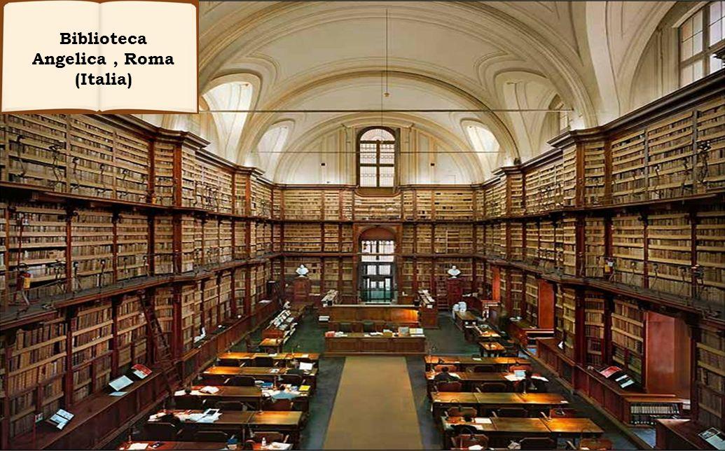 Biblioteca Angelica , Roma (Italia)