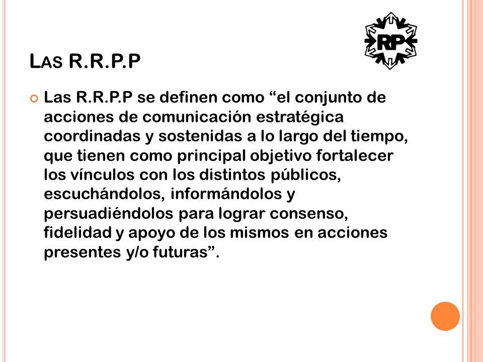 Las R.R.P.P