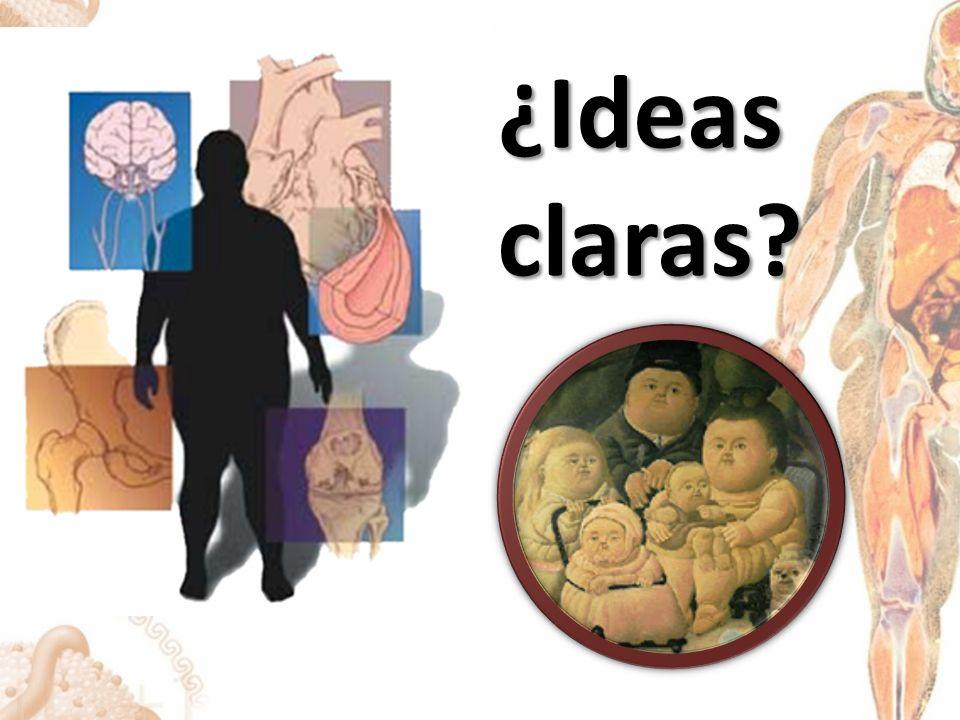 ¿Ideas claras