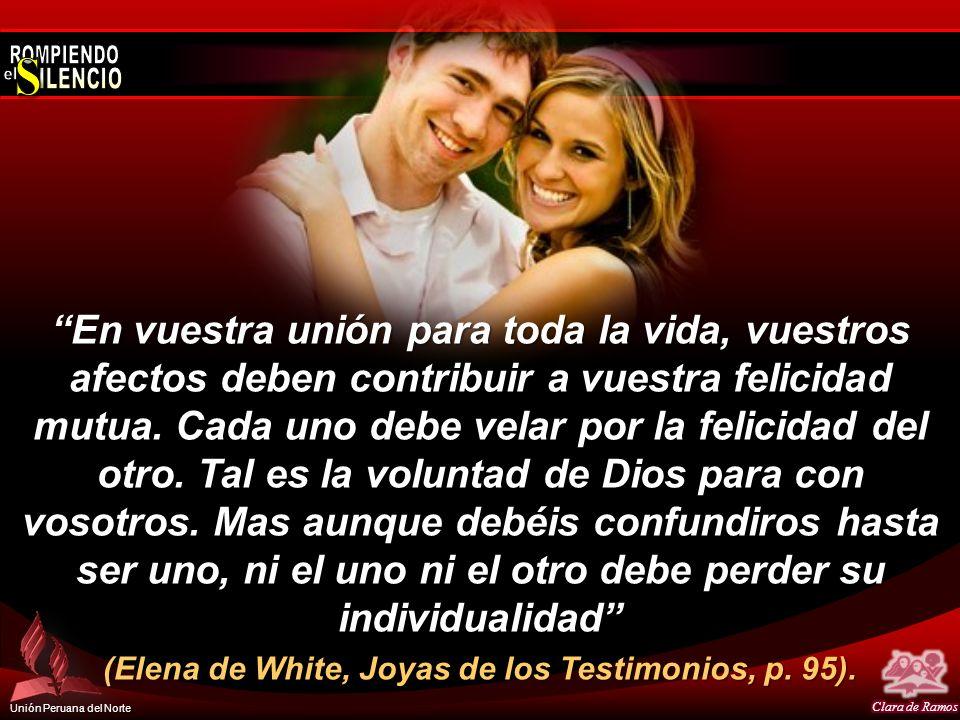 (Elena de White, Joyas de los Testimonios, p. 95).