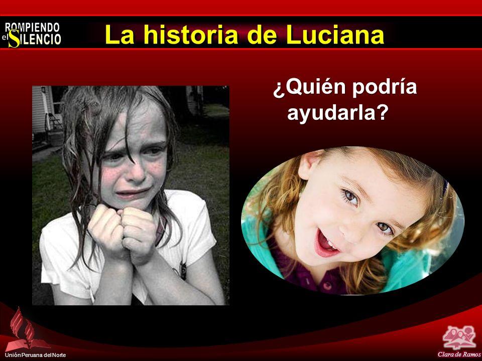 La historia de Luciana ¿Quién podría ayudarla