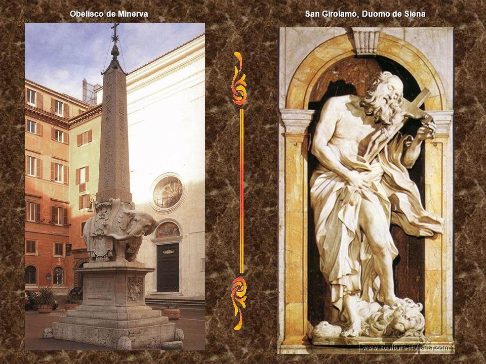 San Girolamo, Duomo de Siena