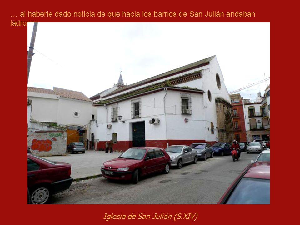Iglesia de San Julián (S.XIV)