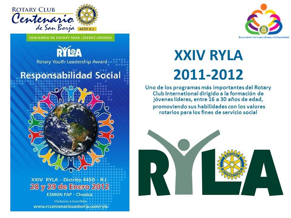 XXIV RYLA 2011-2012.