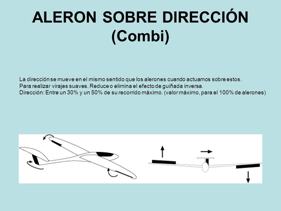 ALERON SOBRE DIRECCIÓN (Combi)