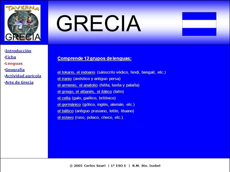 © 2005 Carlos Sauri | 1º ESO E | R.M. Sta. Isabel