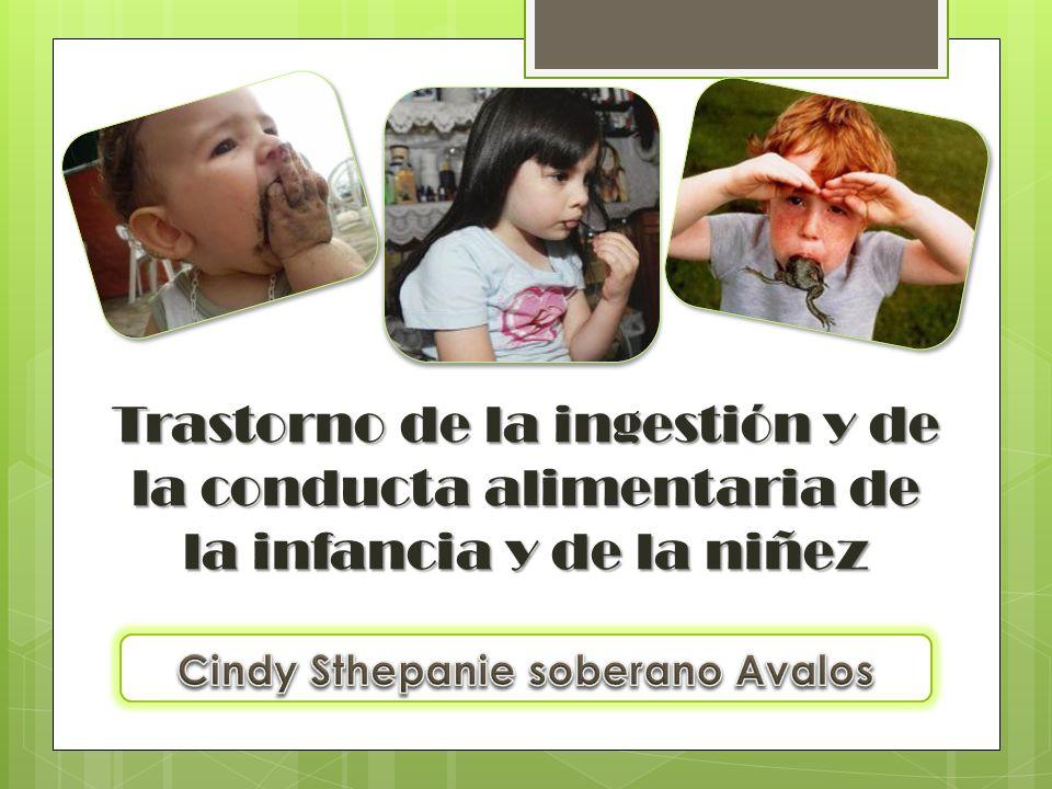 Cindy Sthepanie soberano Avalos
