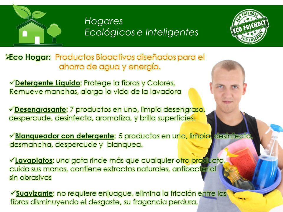 Ecológicos e Inteligentes