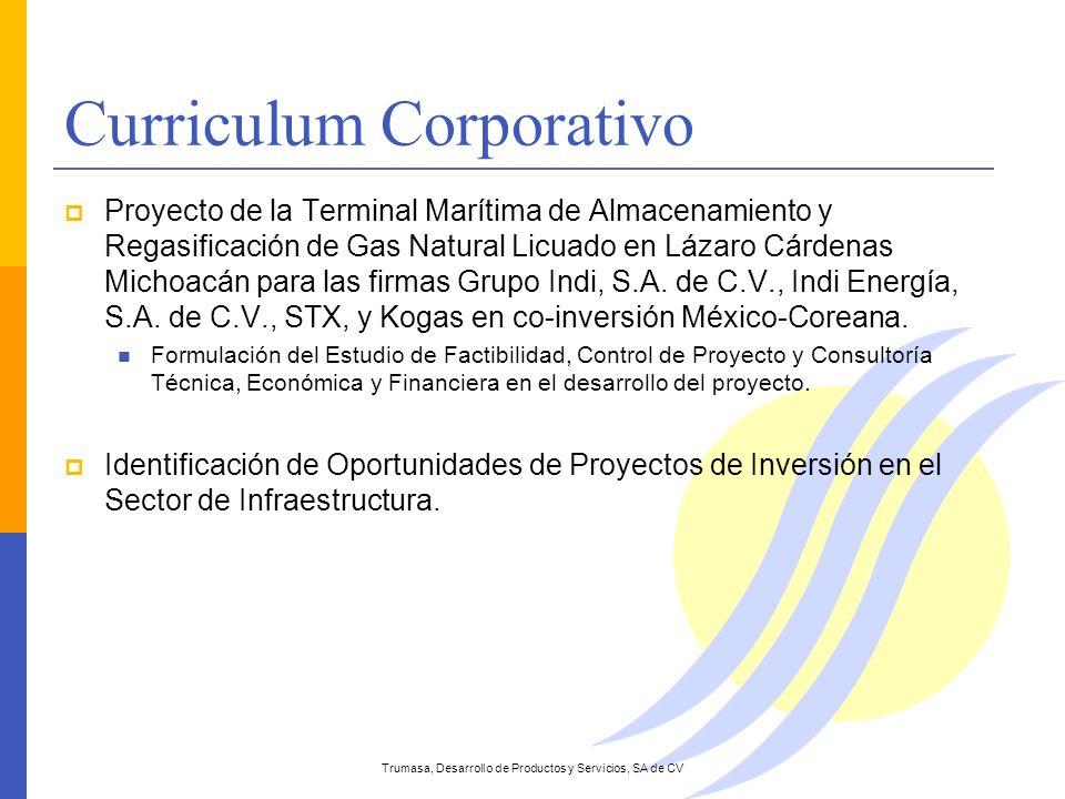 Curriculum Corporativo