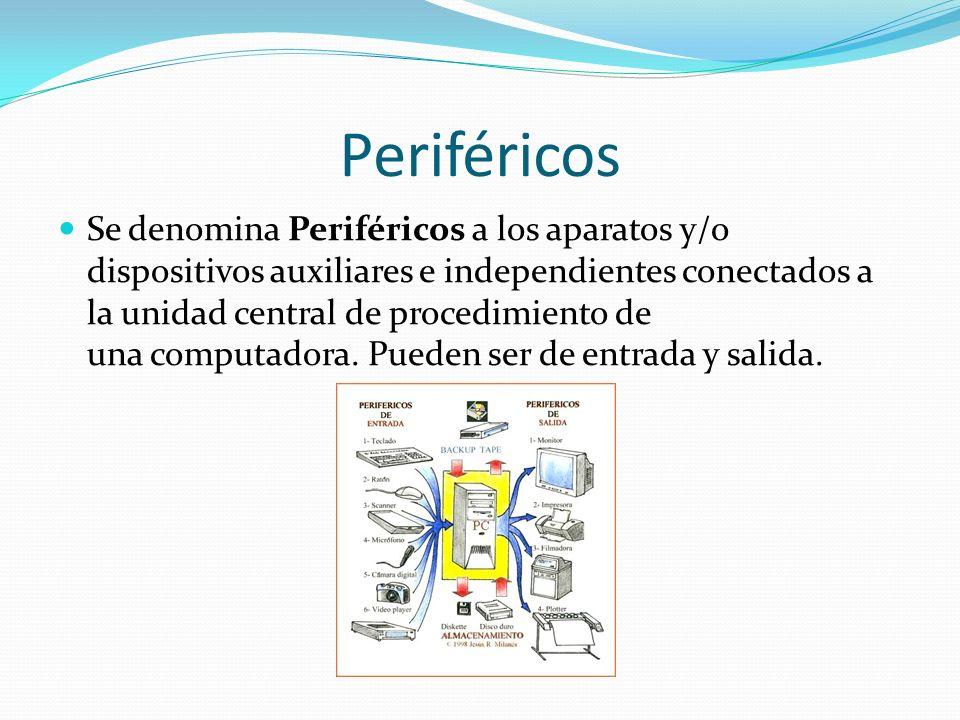 Periféricos