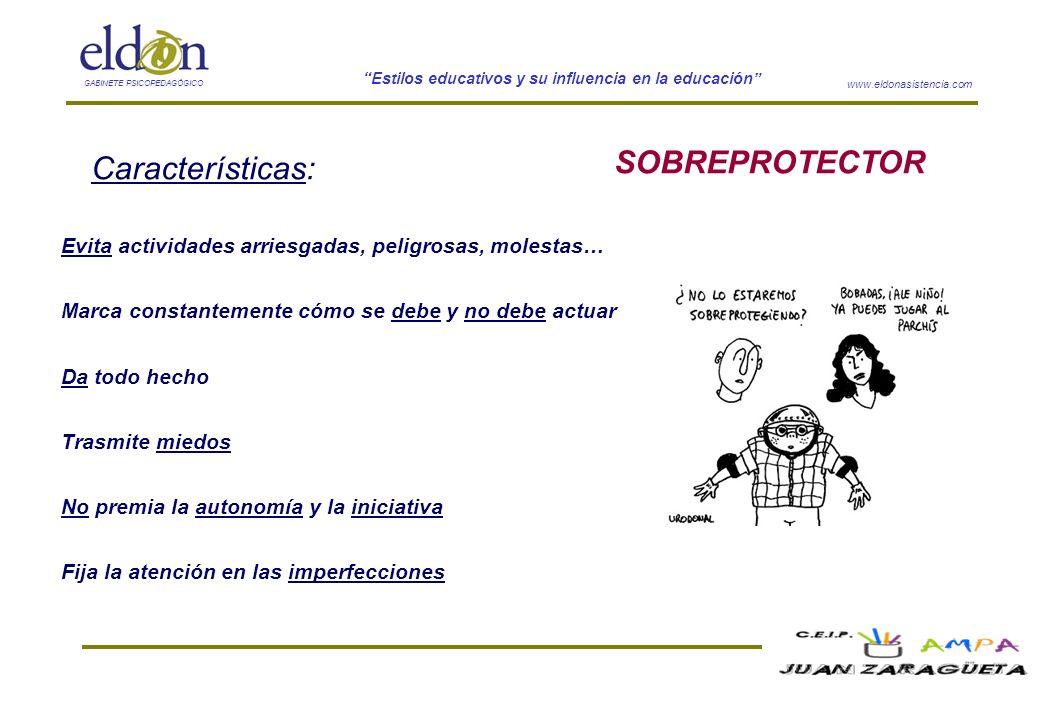 SOBREPROTECTOR Características: