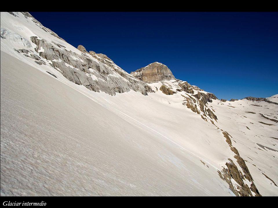 Glaciar intermedio