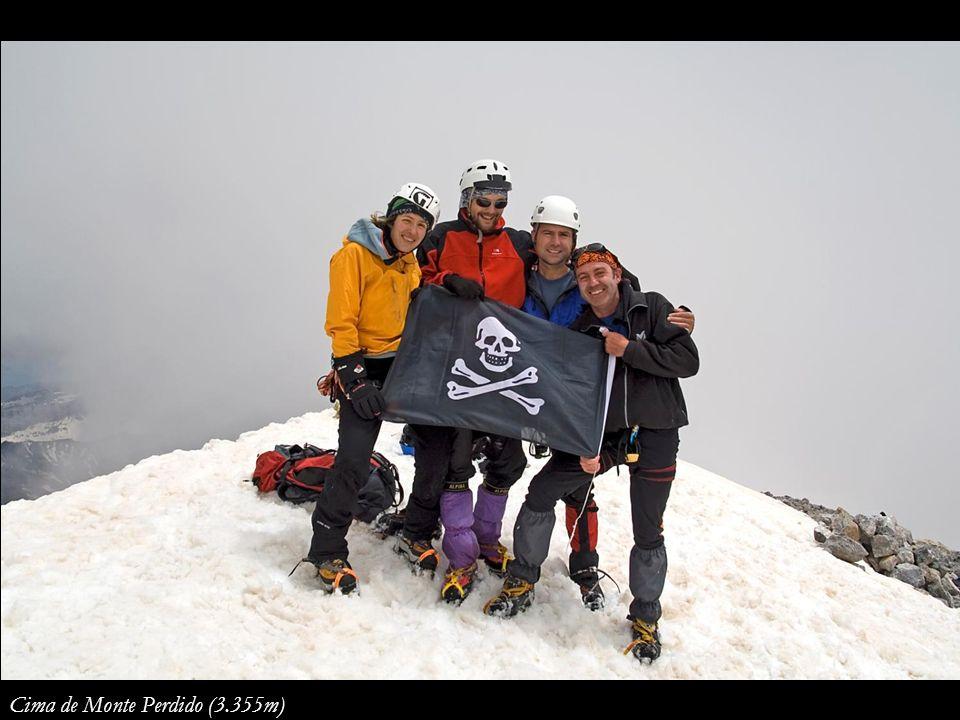 Cima de Monte Perdido (3.355m)