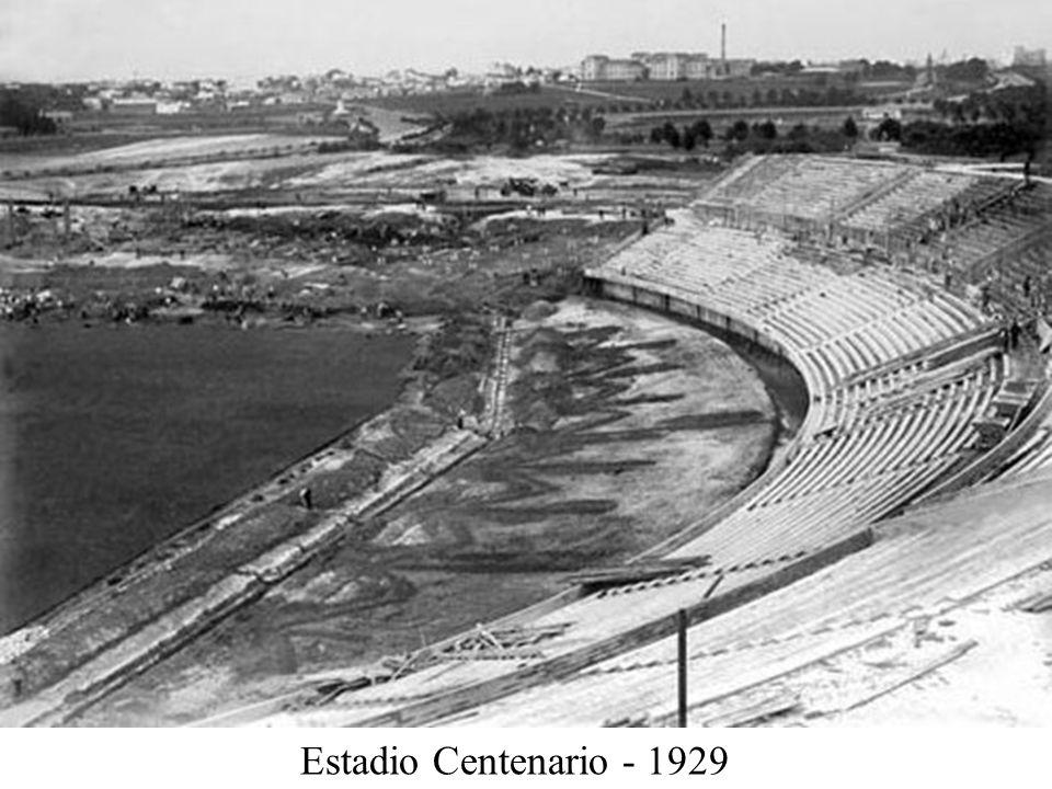 Estadio Centenario - 1929