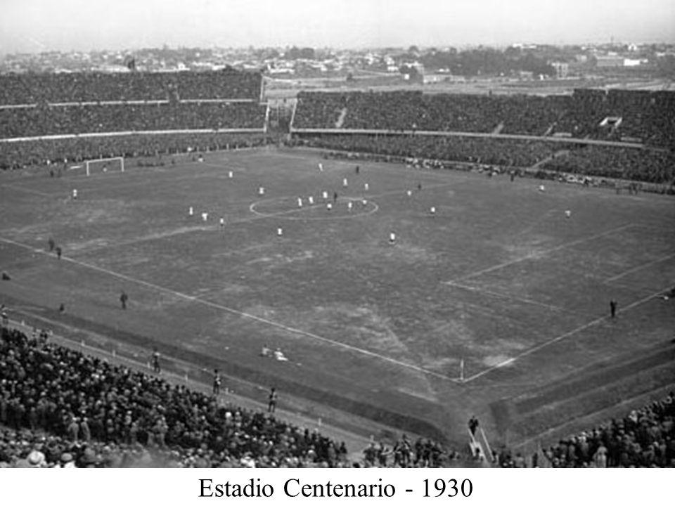 Estadio Centenario - 1930