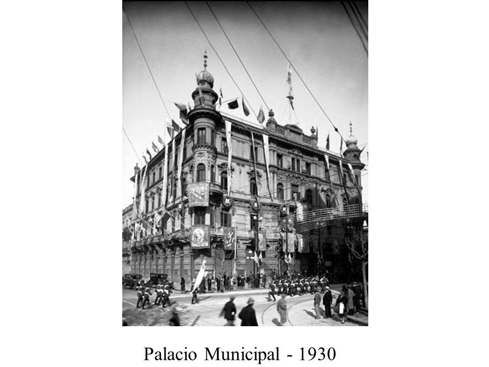 Palacio Municipal - 1930