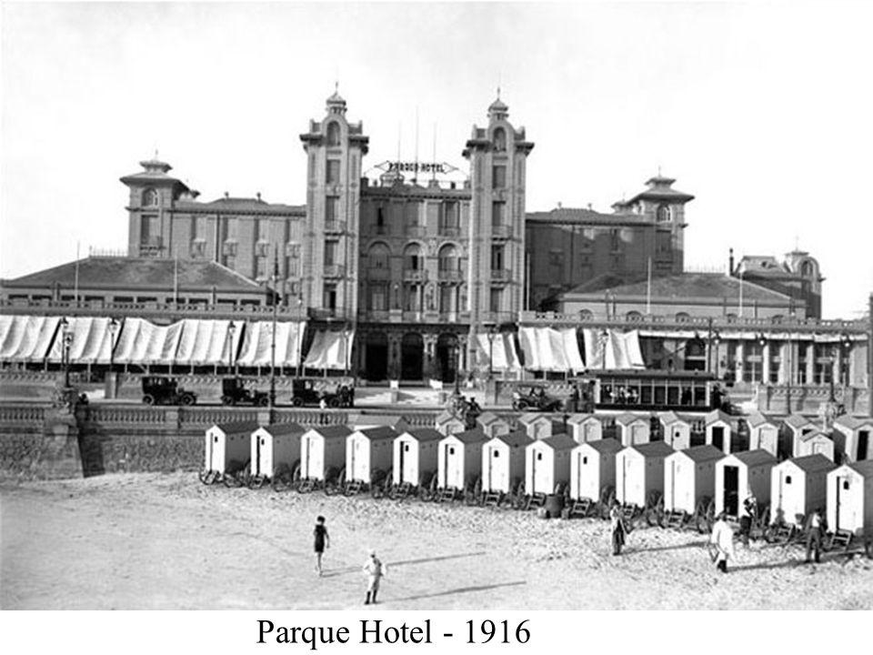 Parque Hotel - 1916