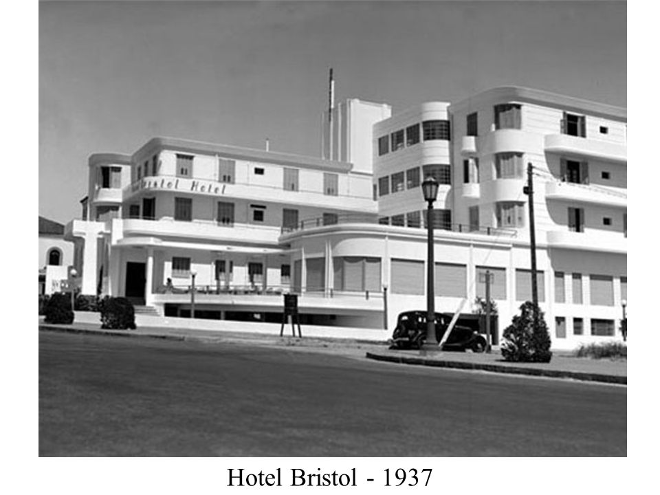 Hotel Bristol - 1937