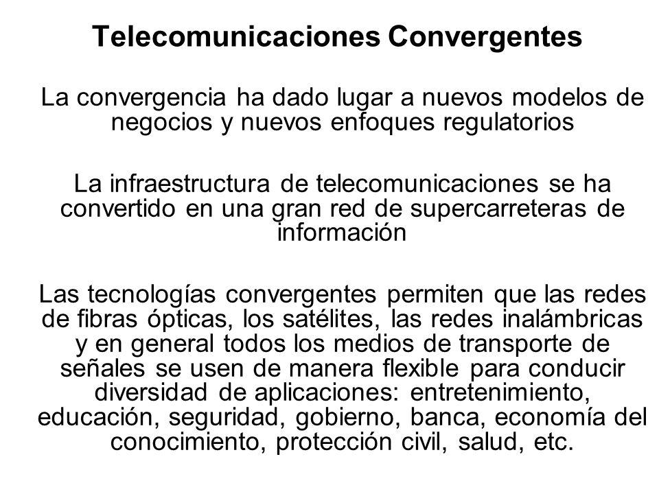 Telecomunicaciones Convergentes