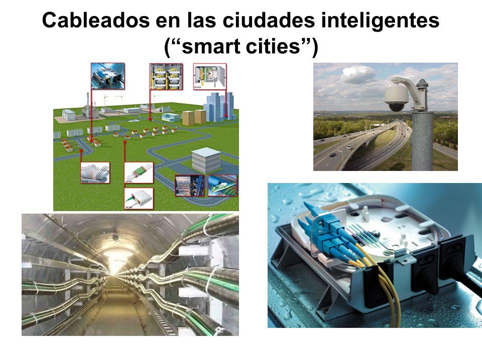 Cableados en las ciudades inteligentes ( smart cities )