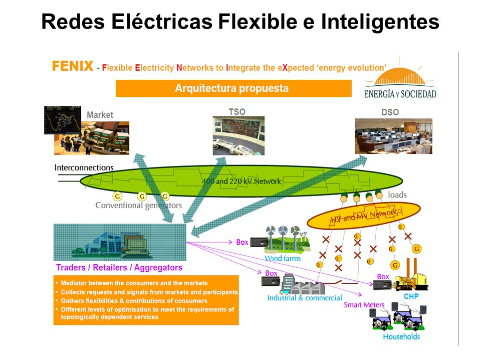 Redes Eléctricas Flexible e Inteligentes