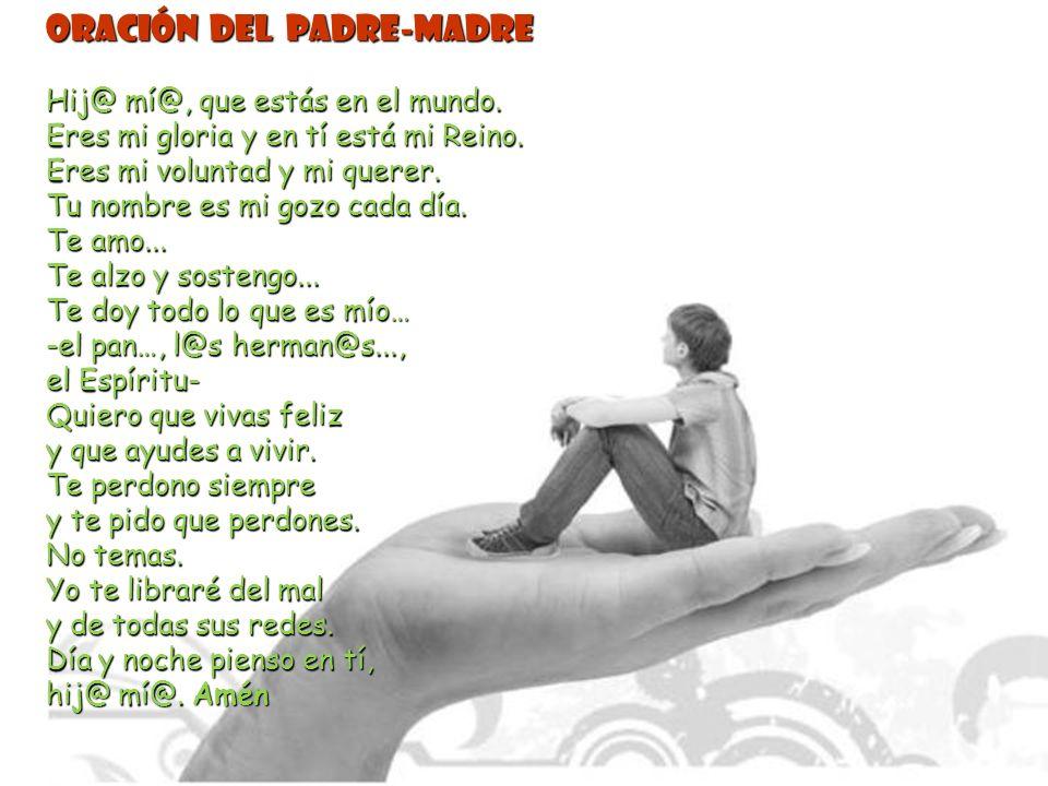 Oración del Padre-Madre