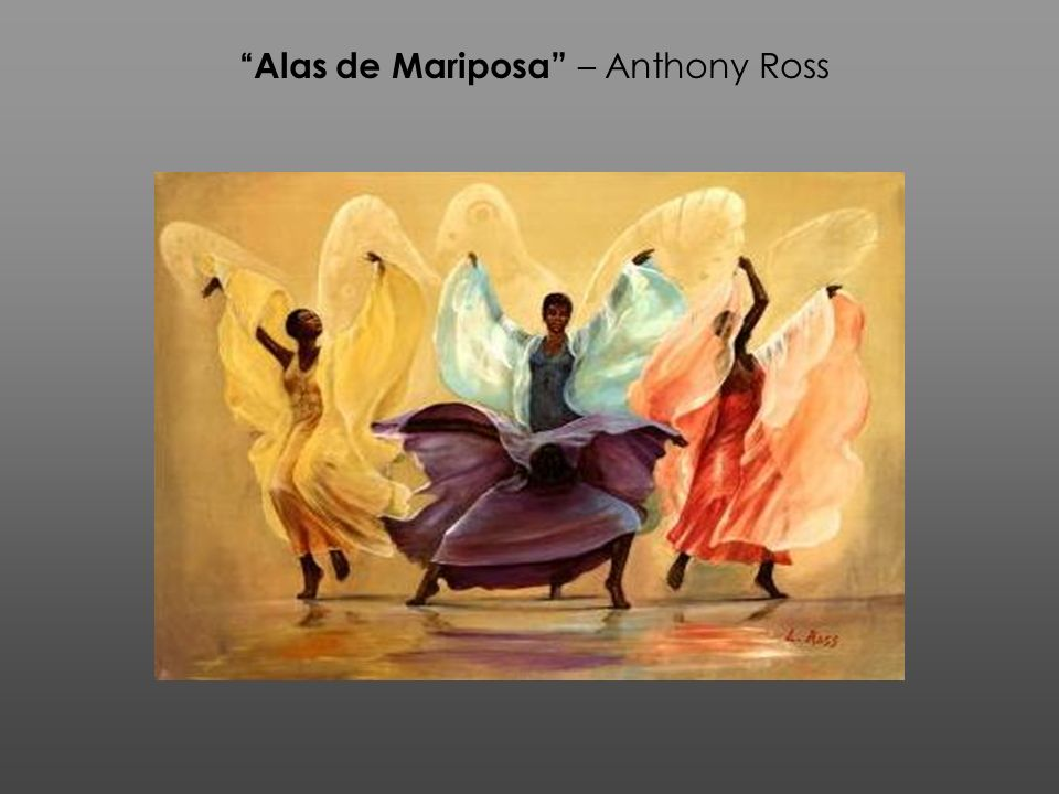 Alas de Mariposa – Anthony Ross