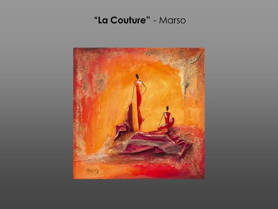 La Couture - Marso