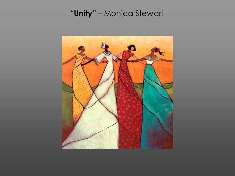 Unity – Monica Stewart