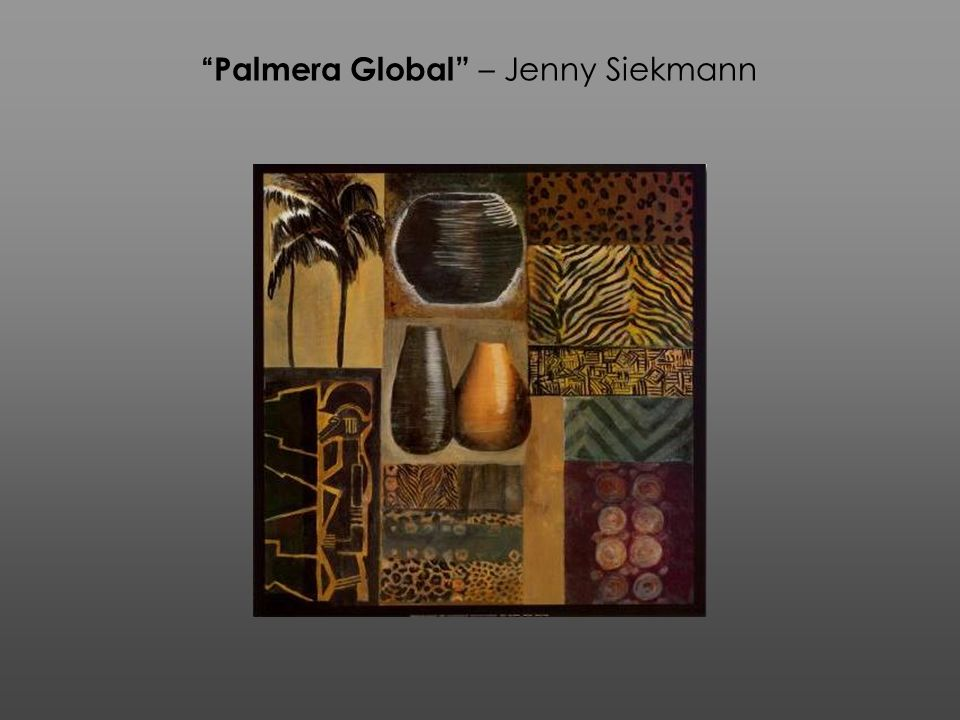 Palmera Global – Jenny Siekmann