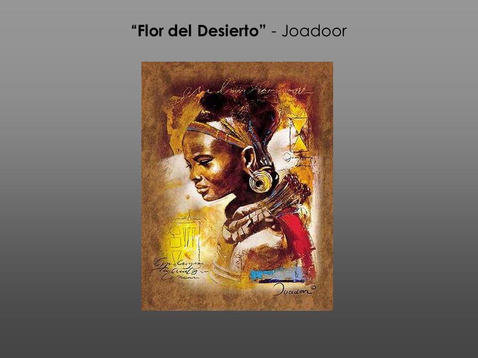 Flor del Desierto - Joadoor