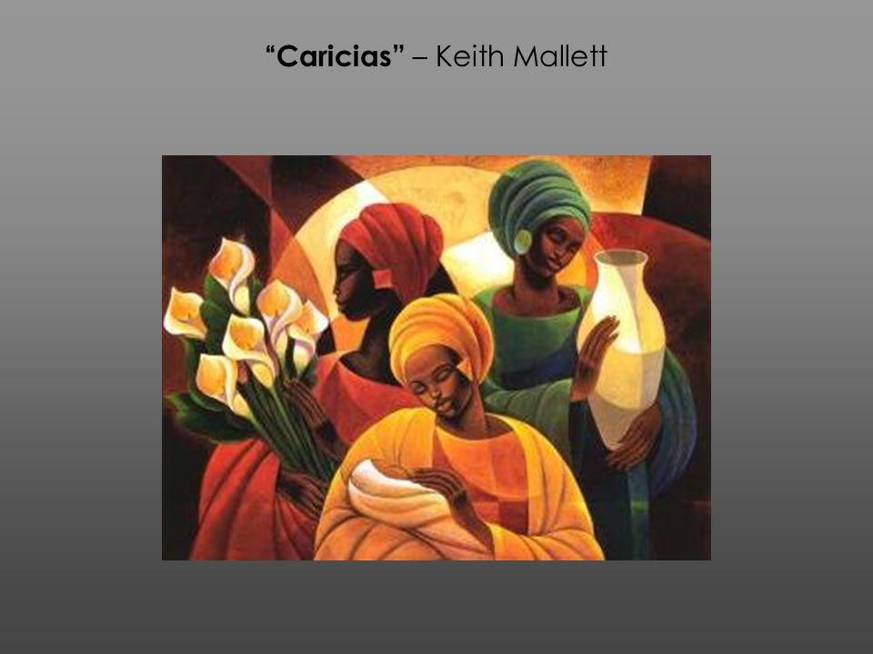 Caricias – Keith Mallett
