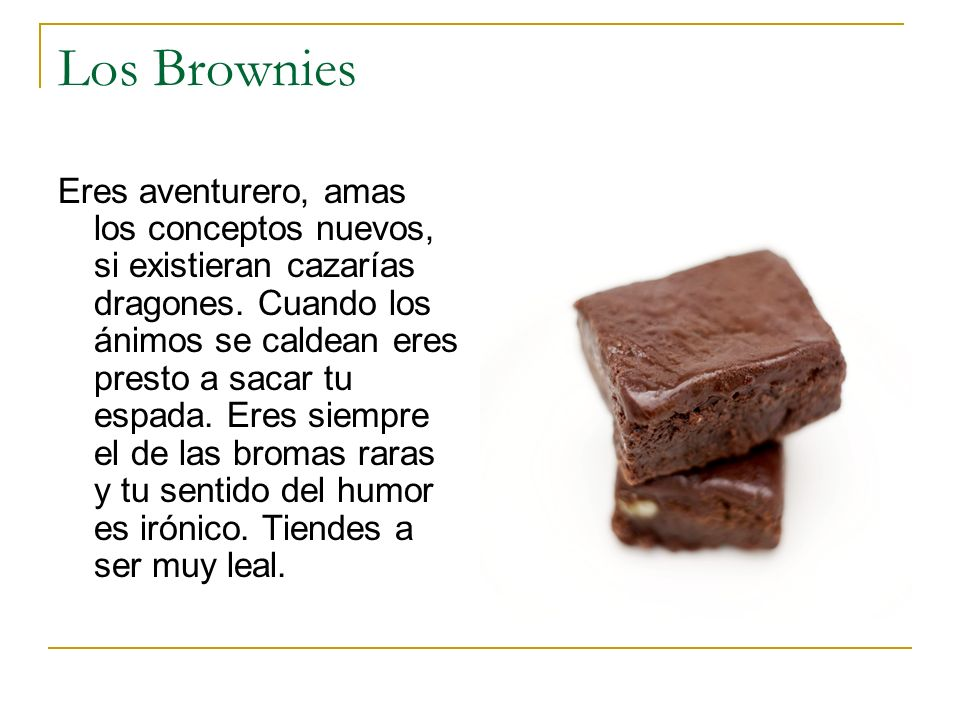 Los Brownies
