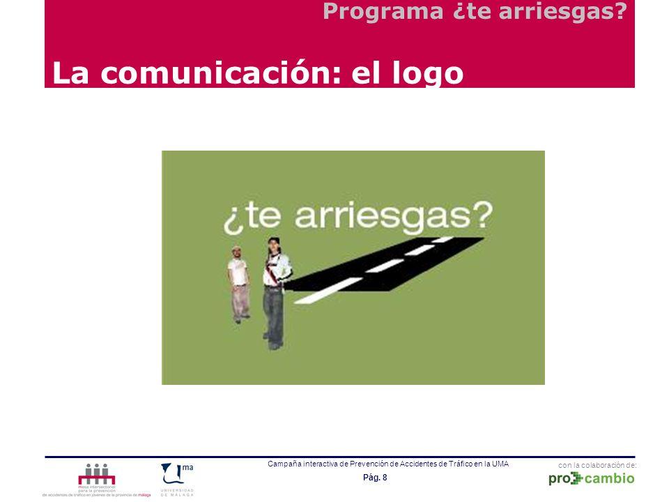 La comunicación: el logo