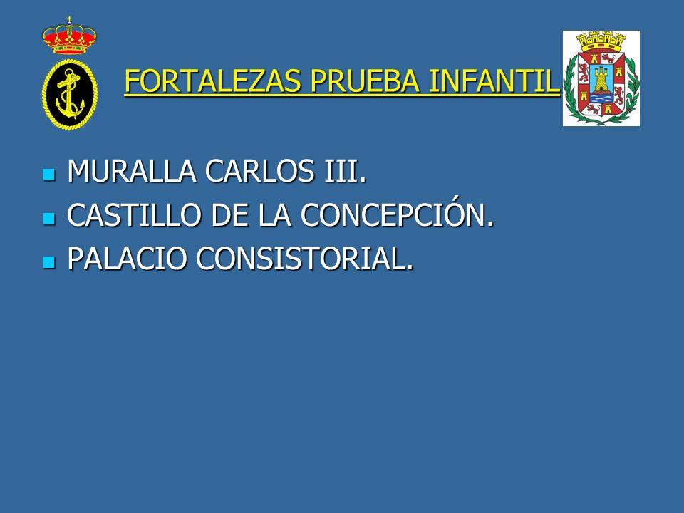 FORTALEZAS PRUEBA INFANTIL