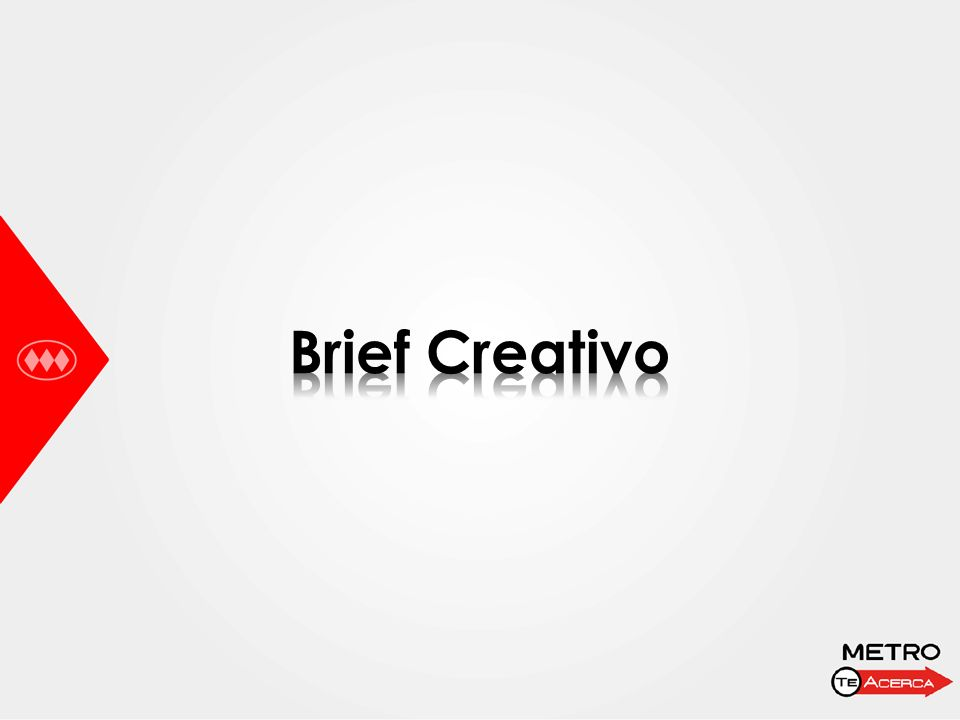Brief Creativo