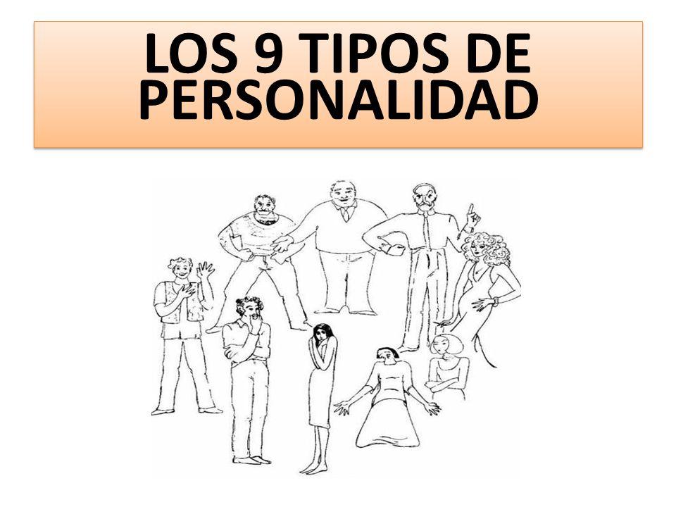 LOS 9 TIPOS DE PERSONALIDAD