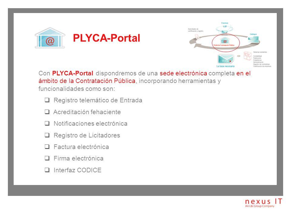 PLYCA-Portal