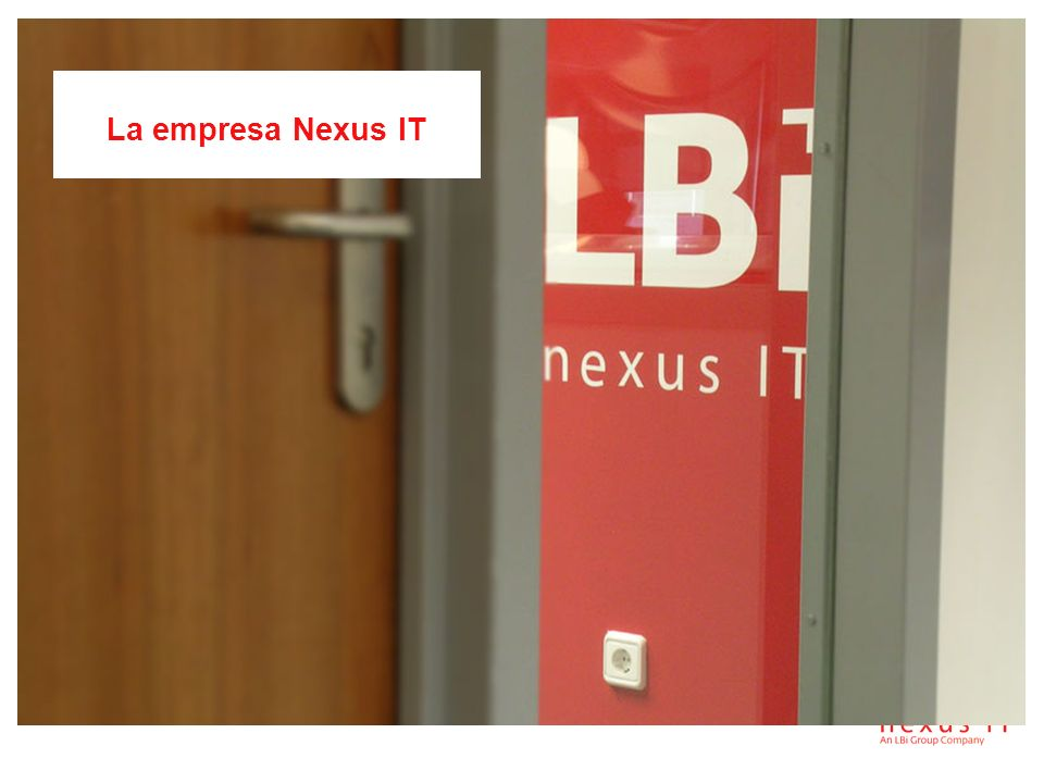La empresa Nexus IT