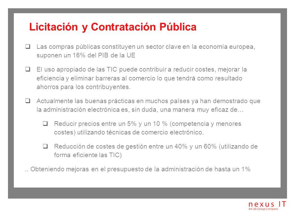 Licitación y Contratación Pública