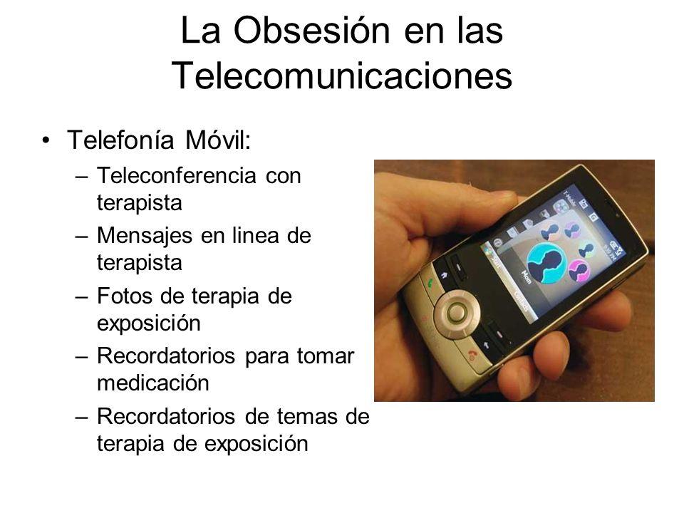 La Obsesión en las Telecomunicaciones