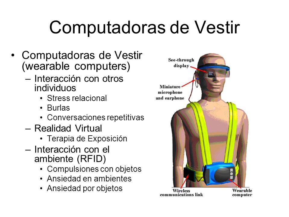 Computadoras de Vestir