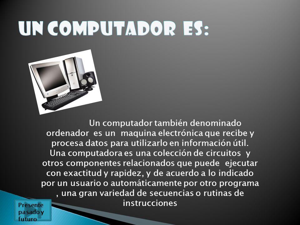 UN Computador Es: