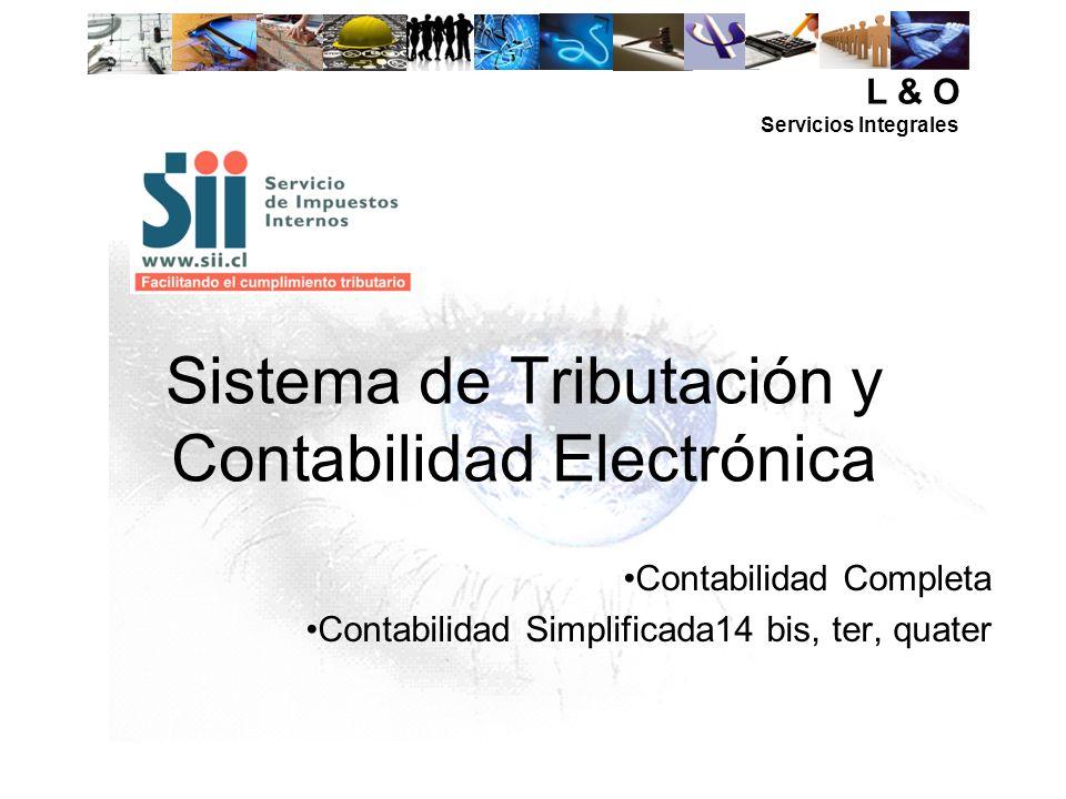 Sistema de Tributación y Contabilidad Electrónica