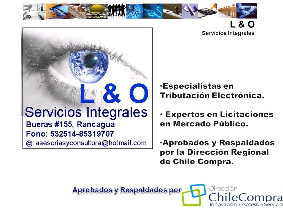 L & O Especialistas en Tributación Electrónica.