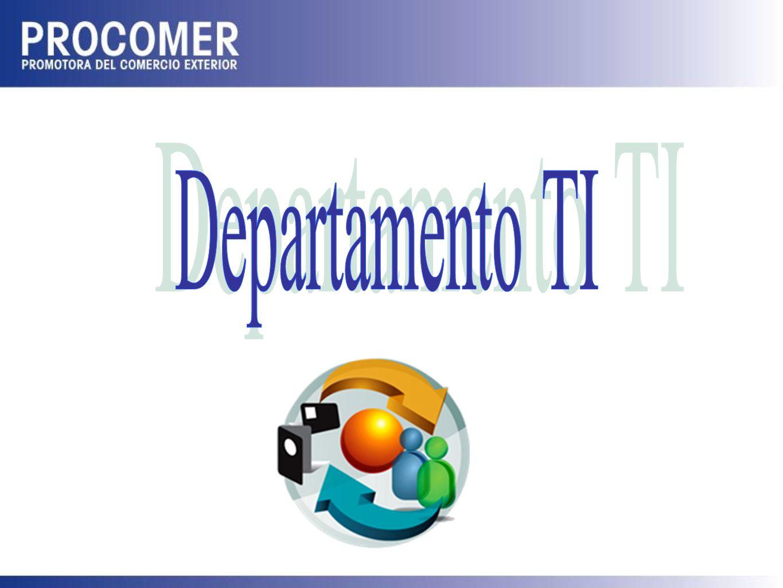 Departamento TI