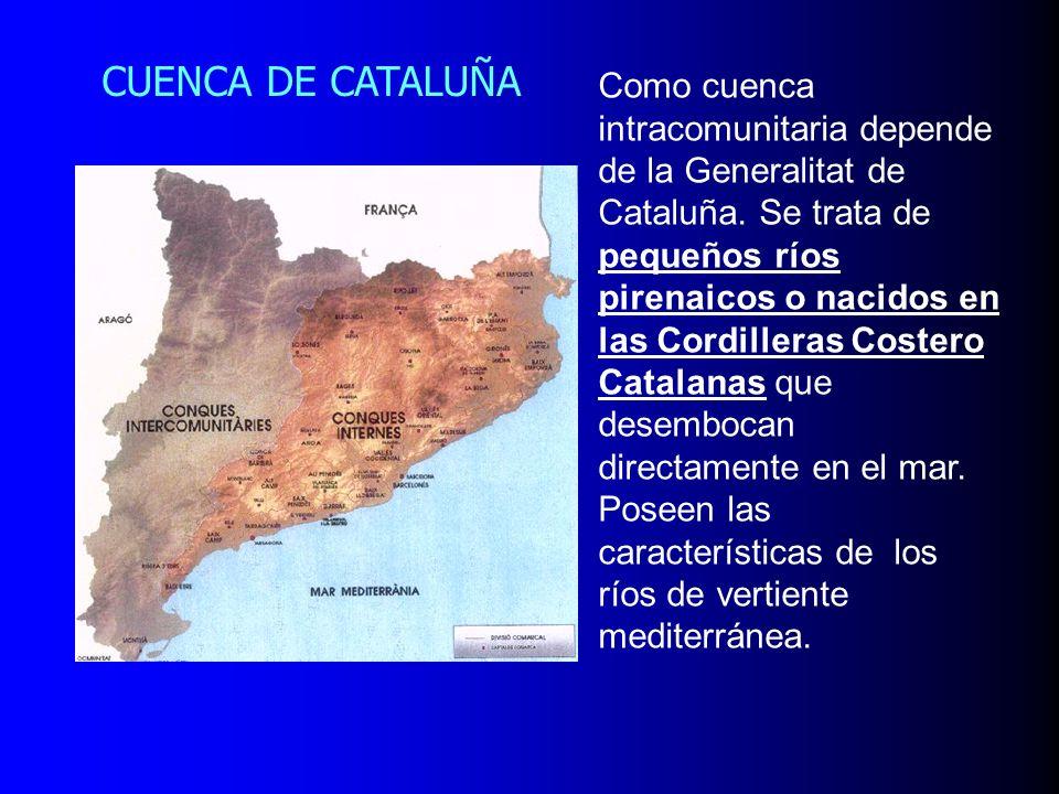 CUENCA DE CATALUÑA